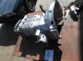 Maserati Merak gearbox