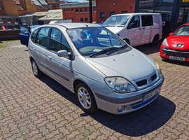 Renault Megane, 2003 (53) Grey Hatchback, Manual Petrol, 94,558 miles