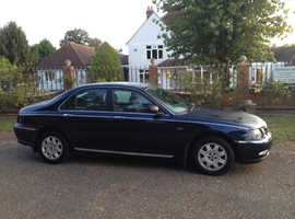 ROVER 75 1.8 CLASSIC SE 2004 MOT 7 MONTHS ONE OWNER SINCE 2013 ALLOYS AIR CON CHEAP CAR