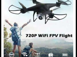 JJRC QUADCOPTER WITH WI FI CAMERA,20 MINS FLYING TIME