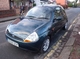 Ford KA, 2008 (08) ONLY 48,549 miles,MOT 01/05/2020