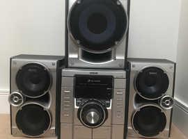 Sony Mini HiFi system MHC RG475S