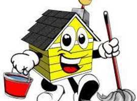 """Do you require any cleaning, ironing, bedmaking or Housekeeping done?? I can make your house """"SPARKLE"""""""
