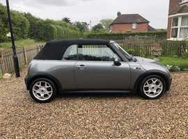 Mini MINI, 2006 (06) Grey Convertible, Manual Petrol, 97,706 miles
