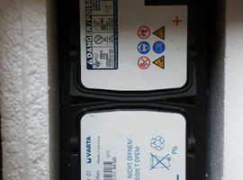 battery 12v very big cost £175 still box