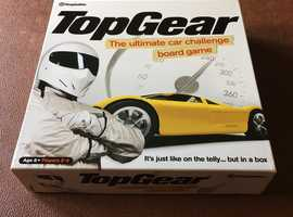 Top Gear Quiz Board Game