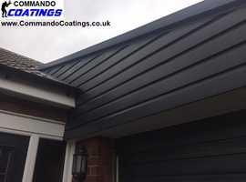 Kitchen / Window / Door Paint Spraying UK | COMMANDO COATINGS