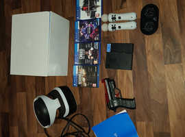 Playstation 4 VR bundle
