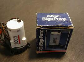 12 volt Bilge Pump
