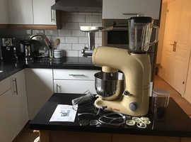 Funky retro food mixer