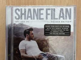 New Shane Filan cd