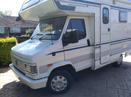 Fiat decato motor home1992 38500 mil