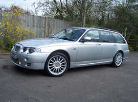 MG Zt-t, 2003 (03) Silver Estate, Manual Petrol, 115,750 miles