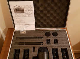 Stagg DMS-5700 Drum Set Microphones