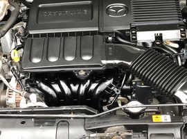 Mazda MAZDA 2, 2010 (59) White Hatchback, Manual Petrol, 64,149 miles