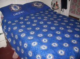 Chelsea F.C. Double Duvet set