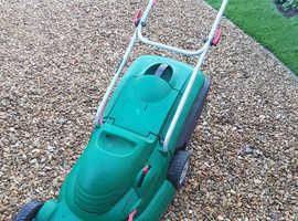 Free - Bosch 40cm electric lawnmower