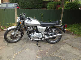 Norton Commando MK111 Interstate 1977