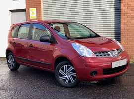 **REDUCED**Nissan Note 1.4 Visia with Low Miles, Excellent Service History and a Long MOT (March 2020)