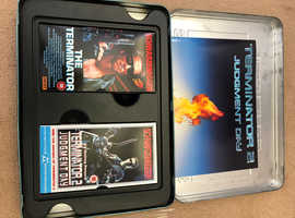 Terminator 2 limited edition video box set