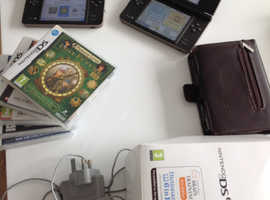 Nintendo DS I XL x Games Bronze x 2