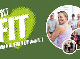 Get Set Fit Group Exercise Programme