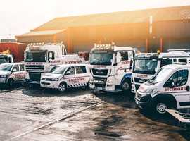 HGV Vehicle Recovery Drivers