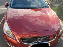 Volvo V60, 2012 (12) Red Estate, Manual Diesel, 159,864 miles