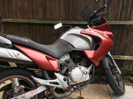 Honda Varadero XL125 12 Months MOT