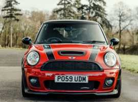 Mini MINI, 2009 (59) Red Hatchback, Manual Petrol, 59,200 miles