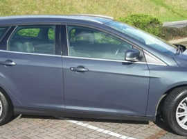 Ford Focus, 2011 (11) Grey Estate, Manual Diesel, 67,255 miles