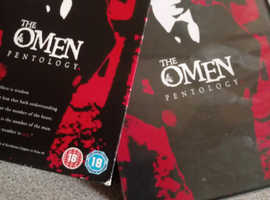 The Omen boxset