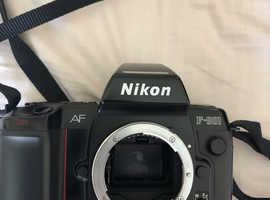 Nikon Af-801 camera