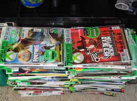 xbox magazines