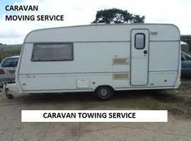 Caravan Moving Service