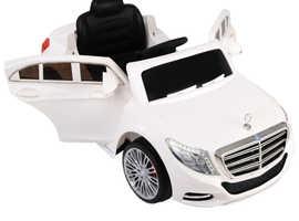 COSTWAY 12V 2.4G Licensed Mercedes Benz S600 Kids Ride On Car (TY557848)