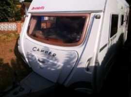 for sale dethleffs caravan dl530