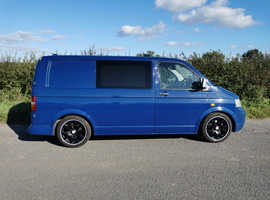 VW T5 Transporter 1.9TDI 104 SWB   2006  Blue