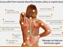 Holistic massage for ladies & Mens