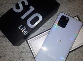 Samsung Galaxy S10 Lite 128GB Prism White