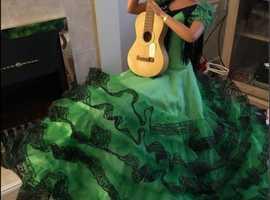 """Large Spanish Flamenco Dolls,25"""" wanted"""