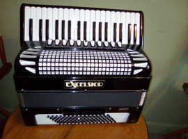 Excelsior piano accordion