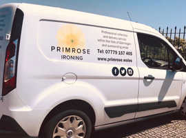 PRIMROSE IRONING - Vale of Glamorgan free local collection/delivery