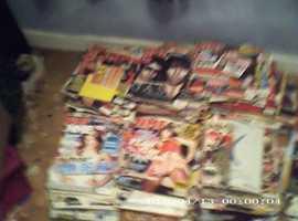 pop magazines