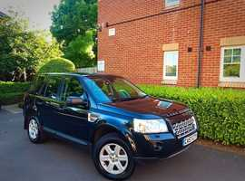 "2007 57 REG Land Rover Freelander 2 2.2 TD4 GS 5dr "" 4X4 "" HPI CLEAR """