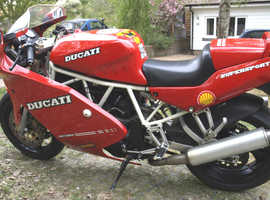 Ducati 900ss 750ss wanted for breaking 1989-1996