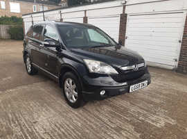 2009 HONDA CR-V 2.0 AUTOMATIC 5DR SERVICE HISTORY 6 MONTHS WARRANTY PX WELCOME