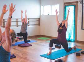 Hatha Yoga Class at The Kailash Centre, St Johns Wood