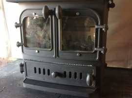 Villager `Chelsea Duo` Multi fuel Stove