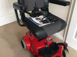 Powered/ Electric wheelchair